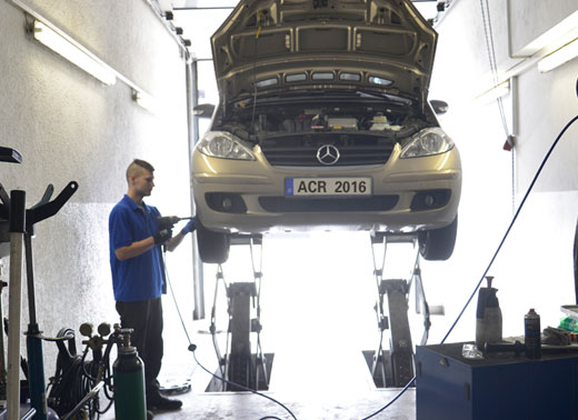 ACR Autoteile GmbH KFZ-Kundenservice mit eigener KfZ-Werkstatt