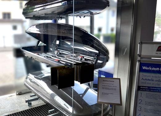 ACR Autoteile GmbH - Vermietung von Dachboxen